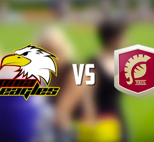 Gameday: Pannonia Eagles vs. Carnuntum Legionaries 2016