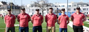 Eagles American Football Coaches 2019