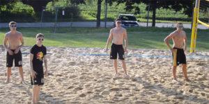eagles volleyball baumgarten