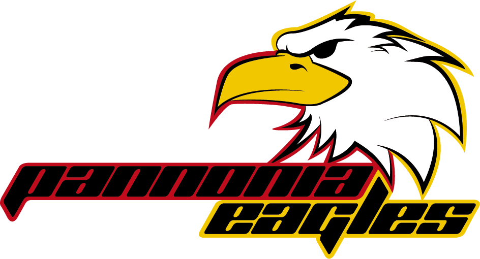 pannonia eagles logo 2013-2018