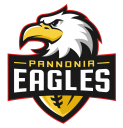 Pannonia Eagles Football Logo