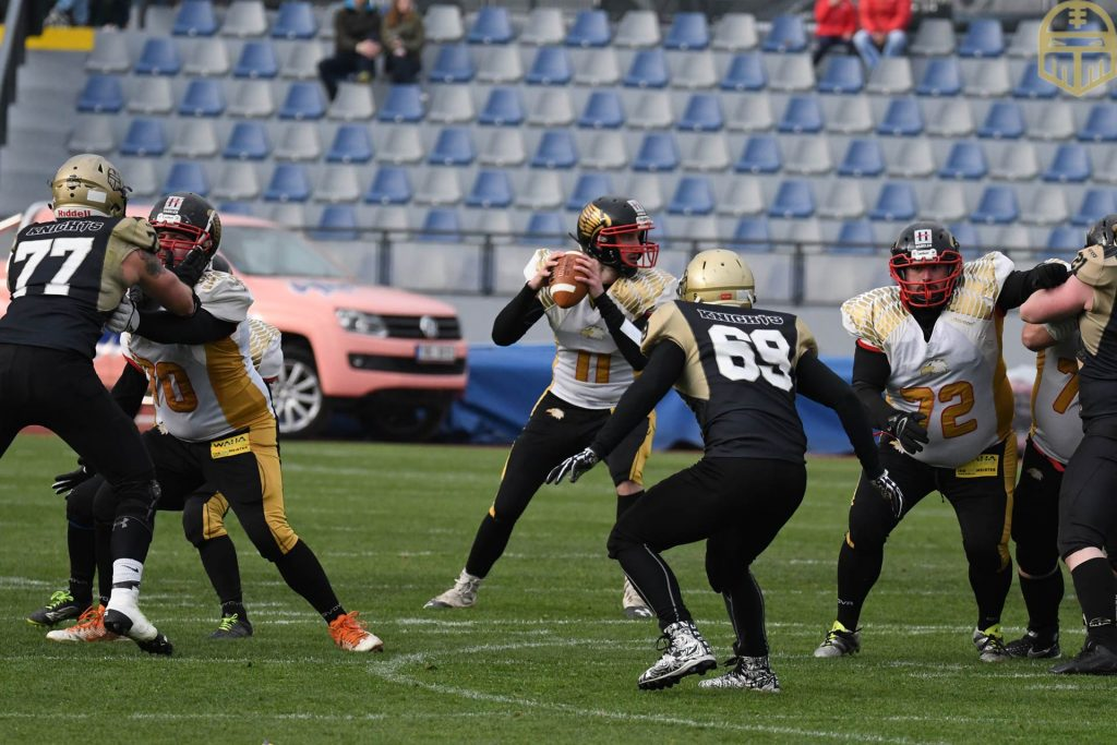 pannonia eagles quarterback