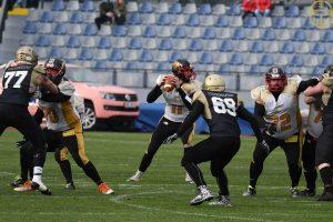 pannonia eagles quarterback
