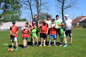pannonia eagles jugend flag football burgenland