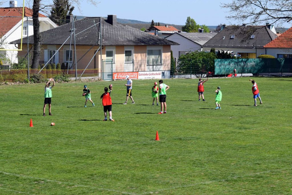 eagles flag football jugend