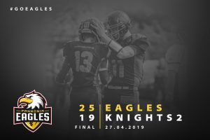 Eagles besiegen Vienna Knigths2