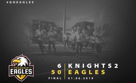 Eagles vs Knights2 2019