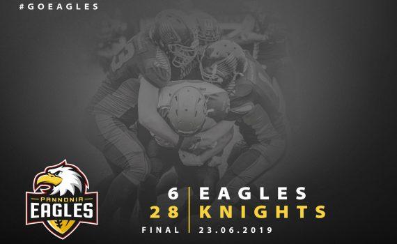 Eagles vs. Znojmo Knights Gameday 2019