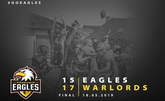 Pannonia Eagles vs. Vienna Warlords Gameday 18.05.2019